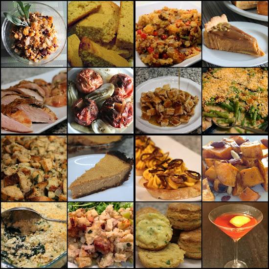 Thanksgiving recipes 2013