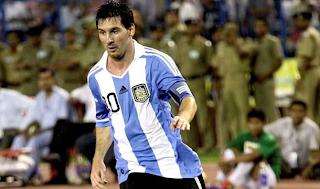 Resultado Amistoso Argentina Vs Nigeria
