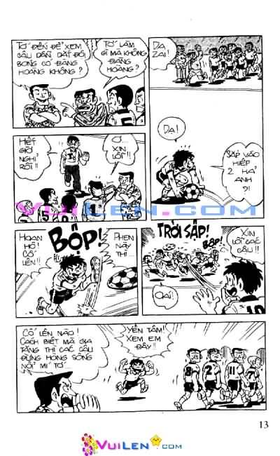 Jindodinho - Đường Dẫn Đến Khung Thành III  Tập 3 page 13 Congtruyen24h