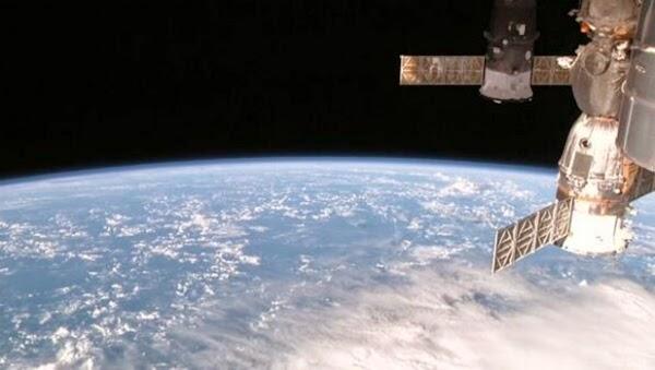 Live-streaming Melihat Bumi dari Antariksa Kini Tersedia