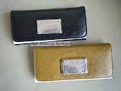 MARC JACOBS RETRO Q LONG WALLET