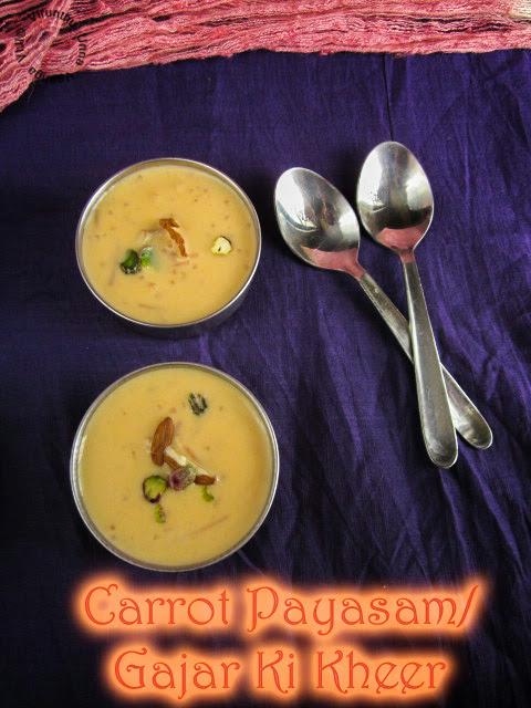 carrot-payasam