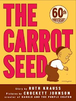 bookcover of The Carrot Seed  by Ruth Krauss