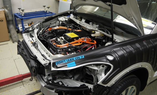 electric c30 engine