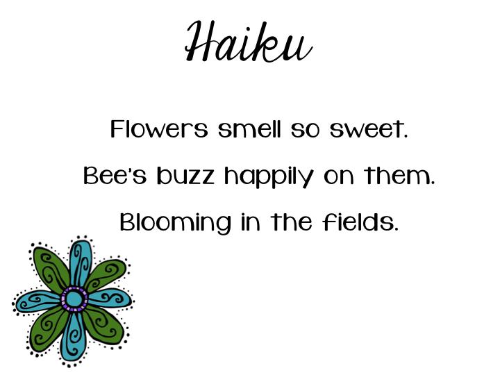 cinquain poem about flowers - photo #3