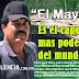 """""""El Mayo"""" Zambada ya es el capo mas poderoso del mundo dirigiendo al Cártel de Sinaloa dice la DEA"""