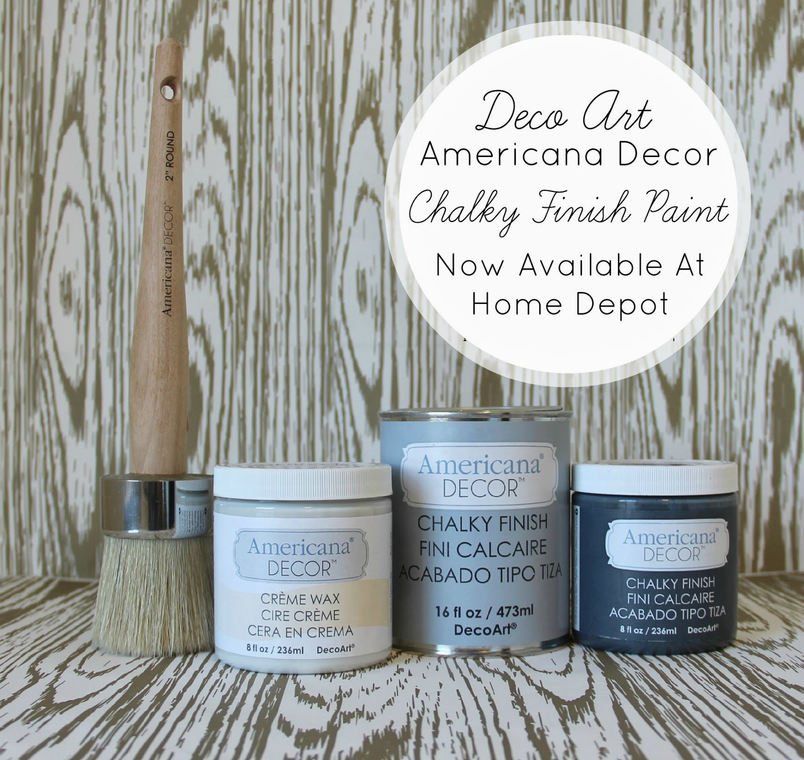 Funky Junk Americana Decor Chalky Finish Paint