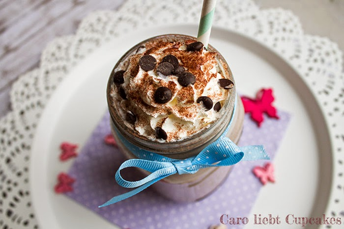 Double Chocolaty Chip Milkshake