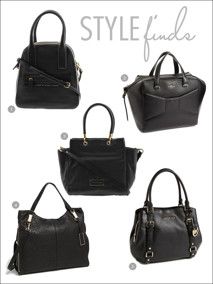 marc by marc jacobs, kate spade, beau shopper, vince camuto, michael kors, nordstrom, piperlime