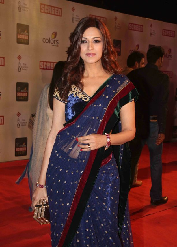 foto de marathi actor and actress: Sonali bendre looks gorgeous in
