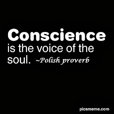 quotes about conscience