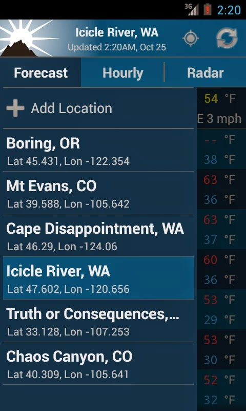 NOAA Weather v1.11.7