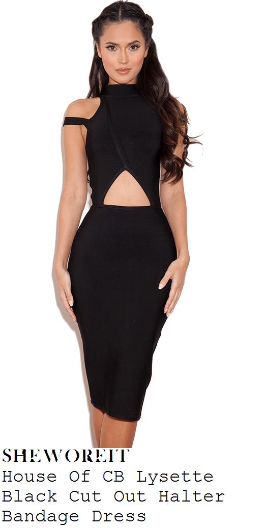 gemma-merna-black-sleeveless-cut-out-bandage-midi-dress-ireland