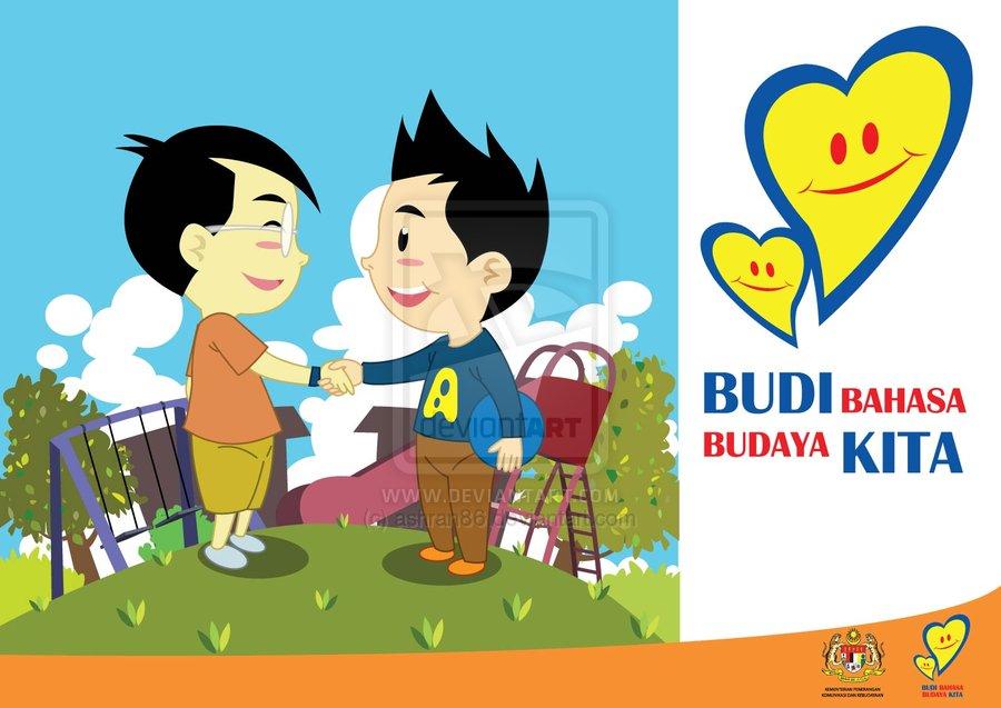 Sosiolinguistik Melayu Budi Bahasa Budaya Kita