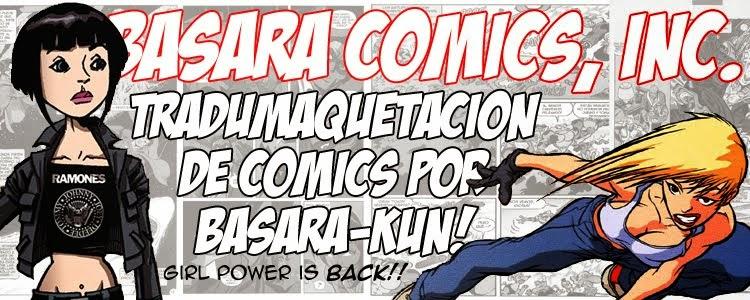 Basara Comics, Inc.