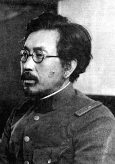 El general japonés Shiro Ishii. Criminal de Guerra.