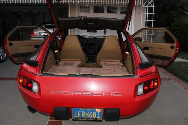 1982 Porsche 928 Auto Restorationice