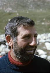 """Il Ragno Luigino Airoldi e il """"suo"""" Afghanistan: """"Quanta tristezza pensare a quei Buddha distrutti"""""""