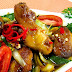 Resep Ayam Kecap Manis Pedas Gurih