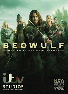 Beowulf: Return to the Shieldlands Temporada 1 Poster