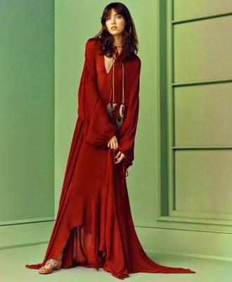 Zara mujer primavera verano 2015 moda
