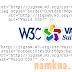 Edit CSS theo chuẩn của HTML5 (W3C)