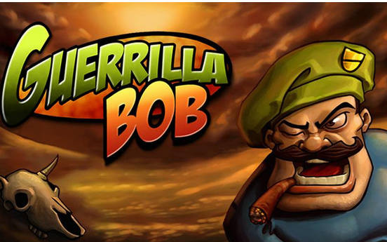 Download Guerrilla Bob v1.4 Apk Full Mod [Unlimited Money & Lives]