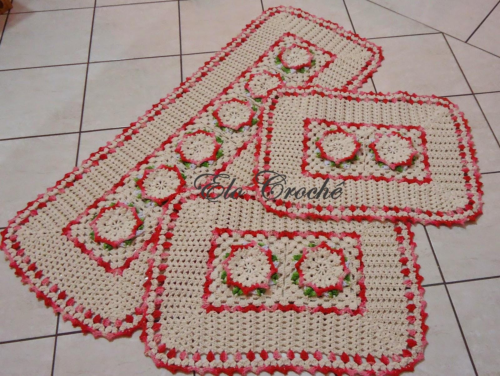 Tapete De Croche Para Banheiro Receita Tattoo Design Bild #A32832 1600 1205