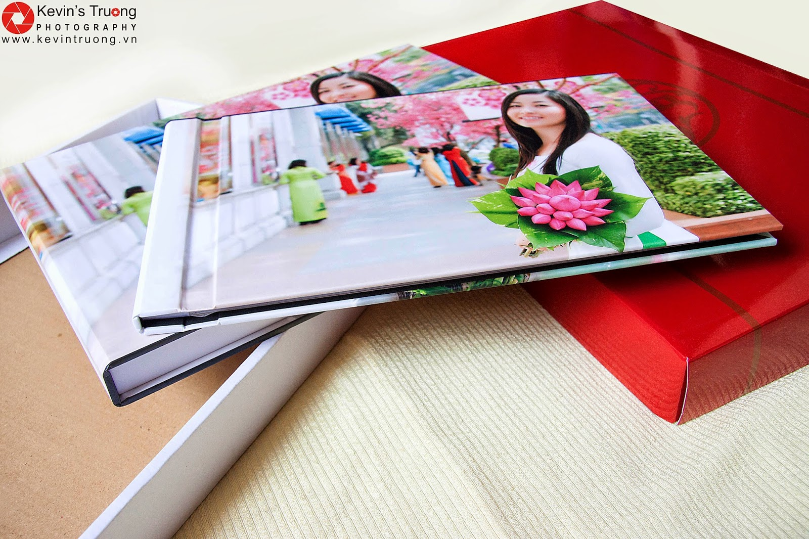 Gia Công-In Album Cát Kim Tuyến-Album 3D,Photobook,Ép gỗ các loại - 32