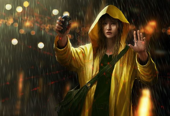 CG Art Wallpaper Marek Okon Artwork 35