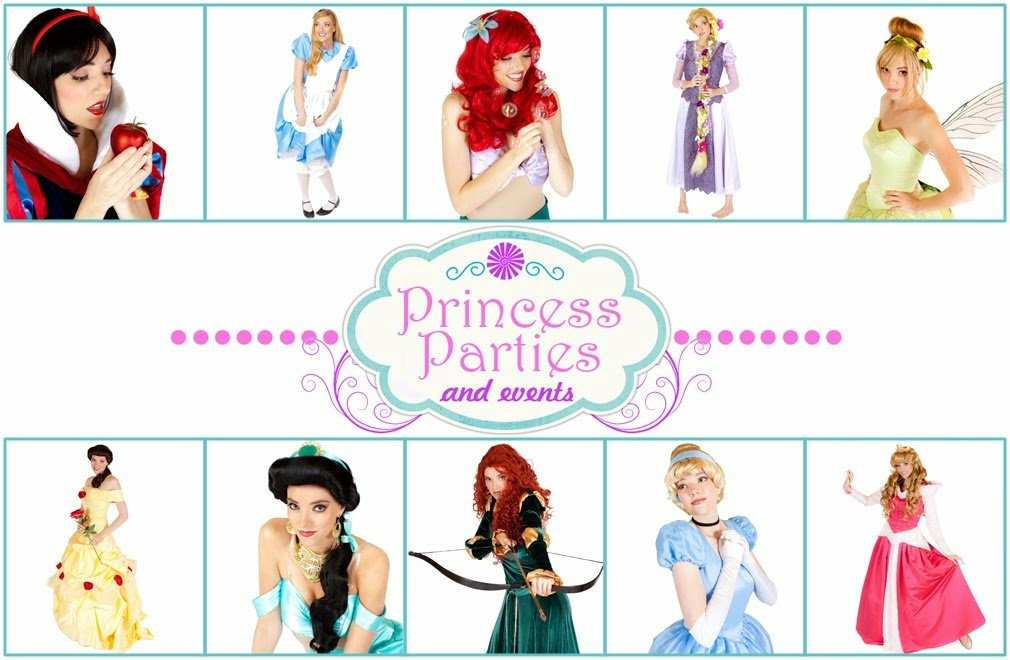 Los Angeles Princess Parties: Birthday Party and Character Entertainment in Southern California