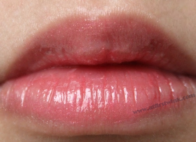 Dior Addict Ultra Gloss 651 lip swatch