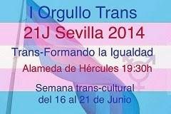 I Orgullo Trans 2014