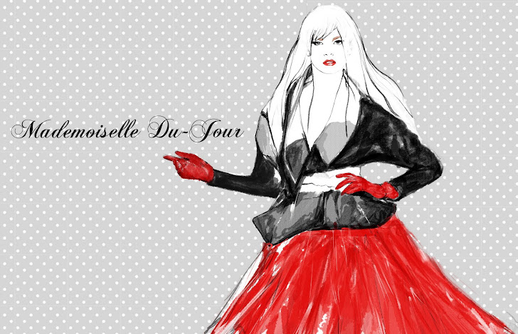 Mademoiselle Du-Jour