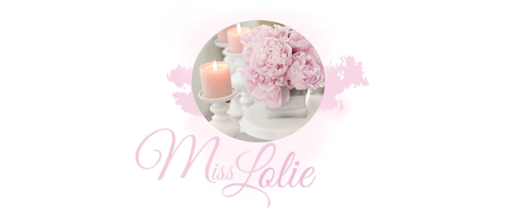 Miss Lolie - Blog Beauté Belge