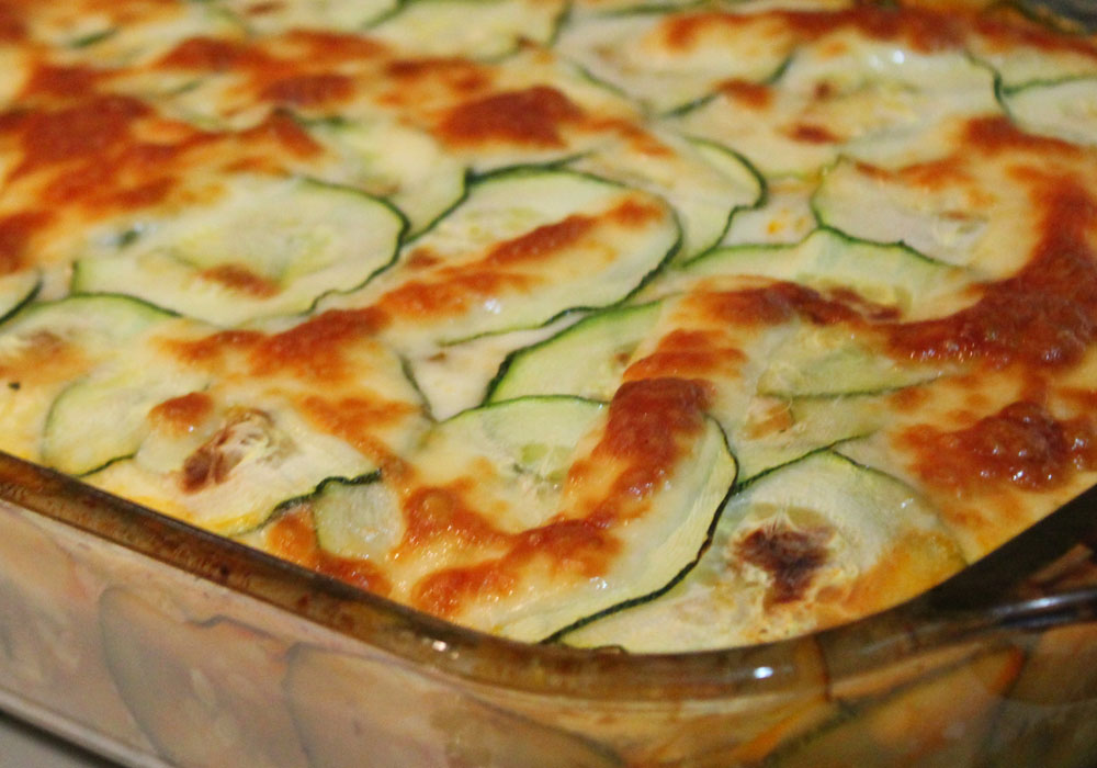 Zucchini Lasagna - Paleo Priests
