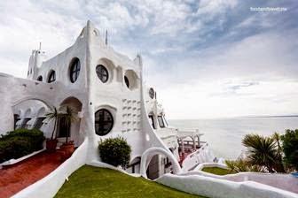 Casapueblo en Punta del Este