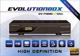 EVOLUTIONBOX EV-FHD 95 SLIM NOVA ATUALIZAÇÃO - V 1.06 - OBRIGATÓRIA - 09/01/2014
