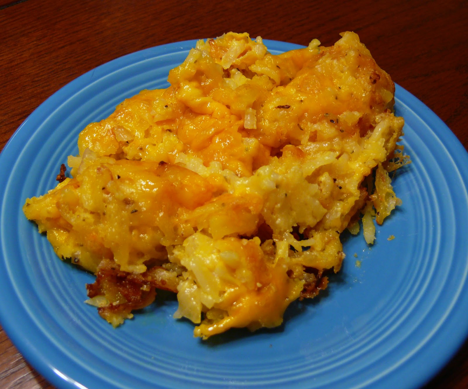 Forkful of Comfort: Hash Brown Casserole