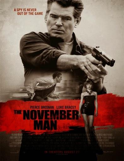 La Conspiración de Noviembre (The November Man) (2014) Gratis