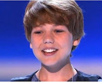 X Factor 13-year-old Reed Deming Video