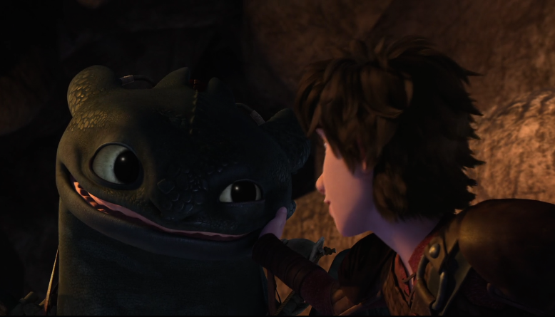 netflix how to train your dragon edgy discussion