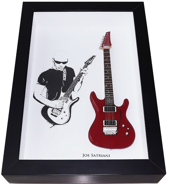 mini Guitarra Joe Satriani JS 100