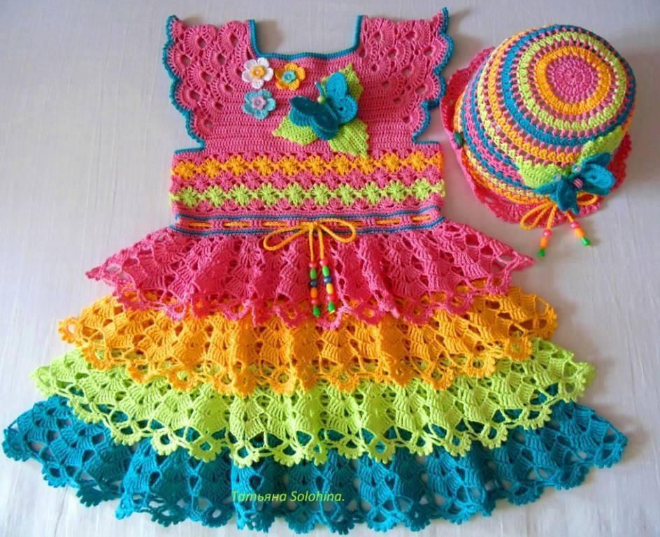 Lujoso Los Patrones De Crochet Libre Muñecas Del Bebé Friso - Manta ...