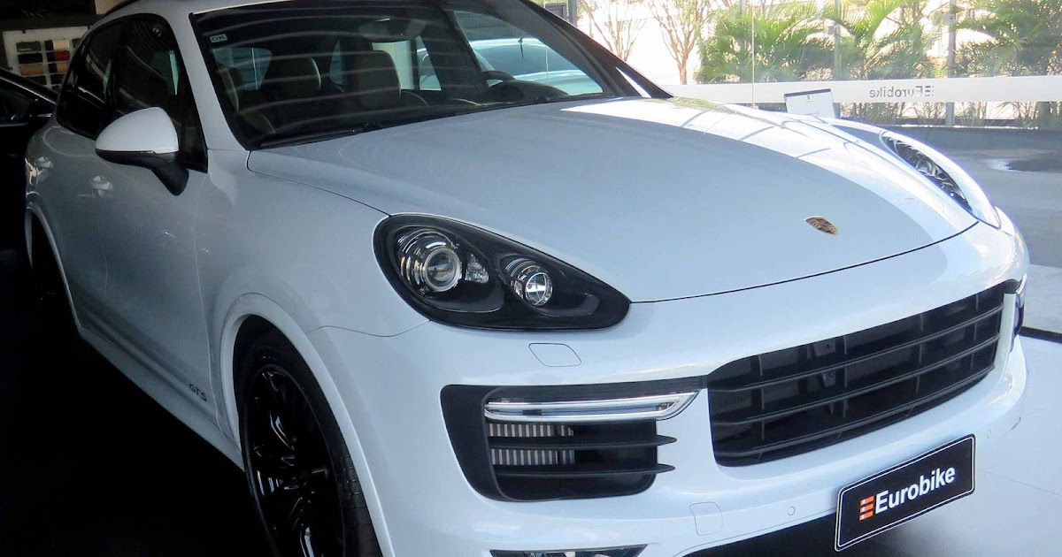 Porsche Cayenne GTS tem preço de R$ 599 mil no Brasil