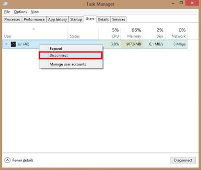 Task Manager sebagai Aplikasi Manajemen Proses