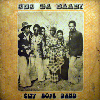 City Boys Band - Odo da Baabi,Rainbow