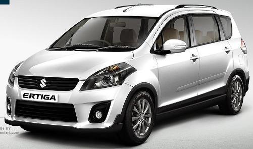 Maruti Suzuki Eartiga Picture