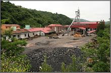 Pozo minero  en Asturias