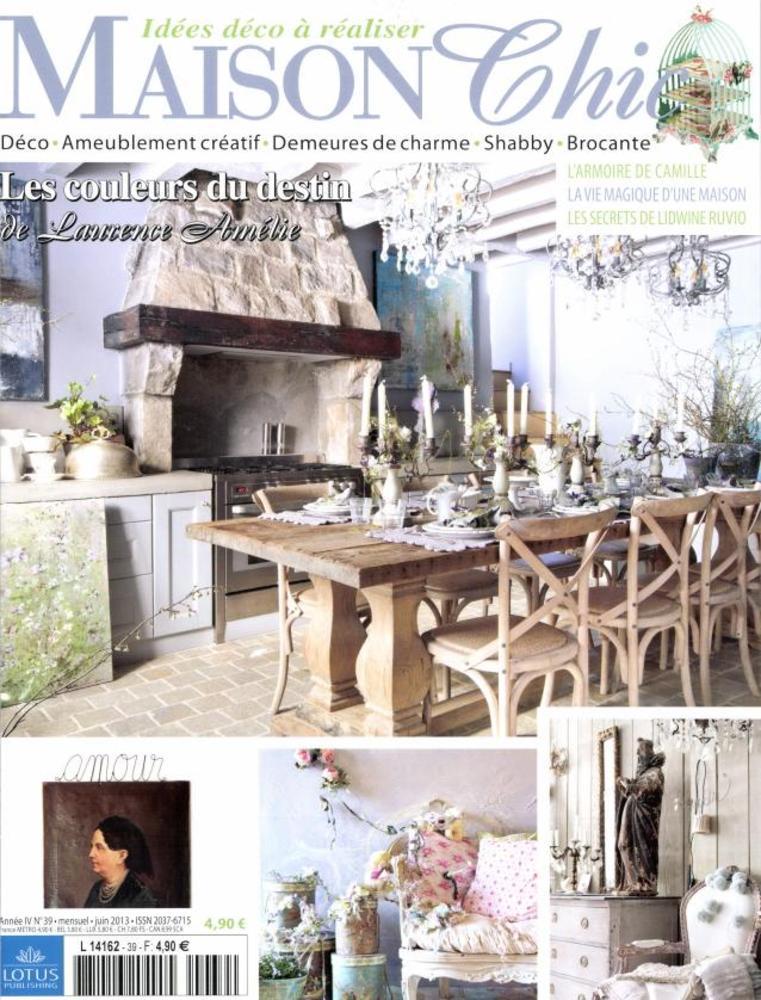 Camille Dans Maison Chic L 39 Armoire De Camille
